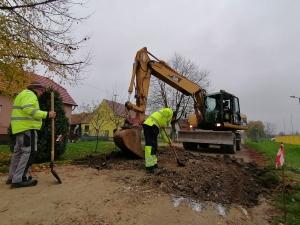 U Piškorevcima pripremni radovi za asfaltiranje desetak ulica