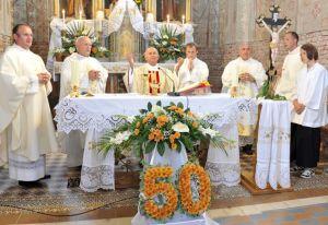 Mons. Luka Strgar proslavio 50. obljetnicu svećeništva
