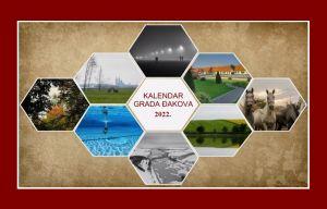Natječaj za fotografije za kalendar s motivima Grada Đakova za 2022.