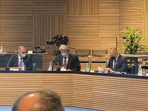 Sastanak župana s predsjednikom Vlade RH Andrejom Plenkovićem