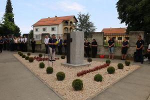 Otkriven spomenik braniteljima u Gorjanima