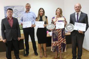 Dodijeljene nagrade sudionicima izložbe BUDI UZOR/INOVA 2020.